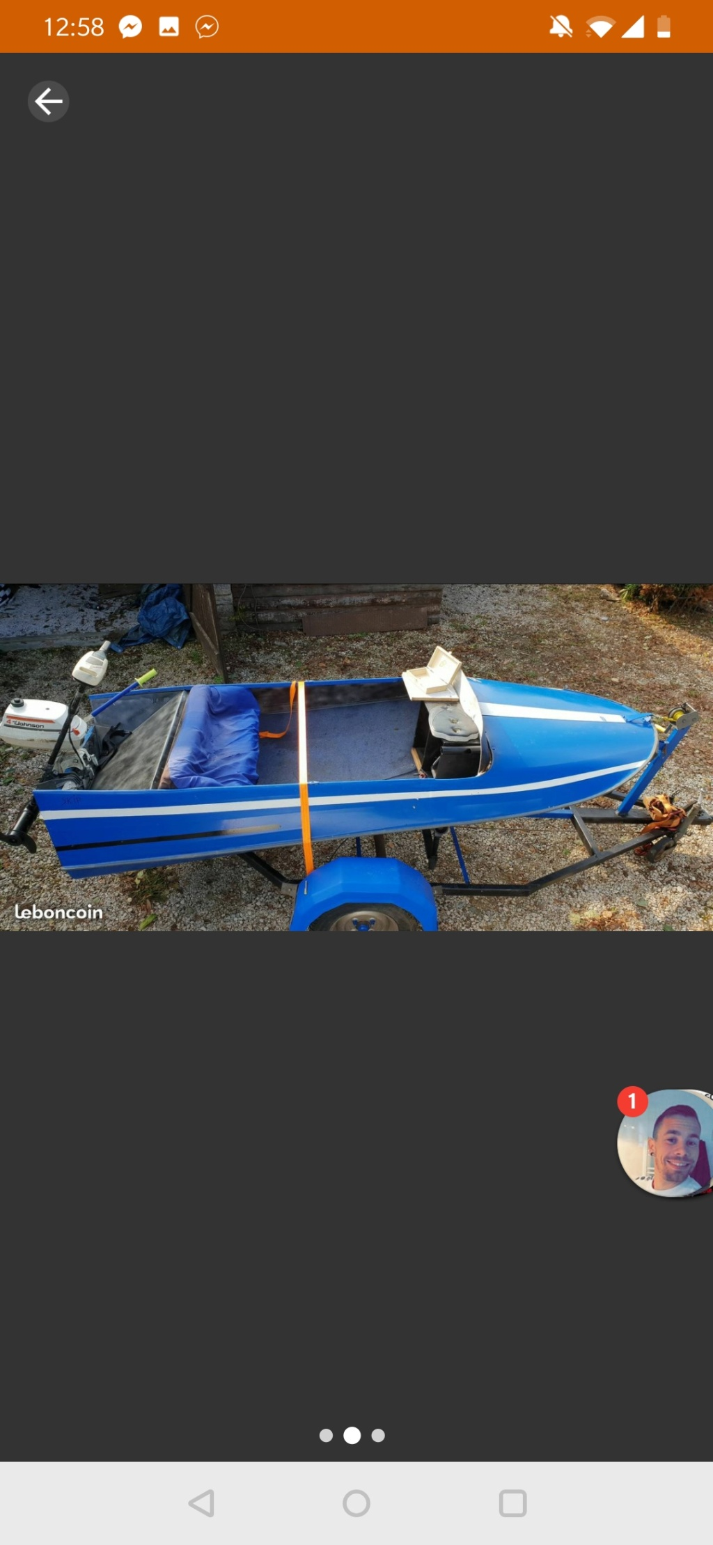 Présentation du bateau Screen11
