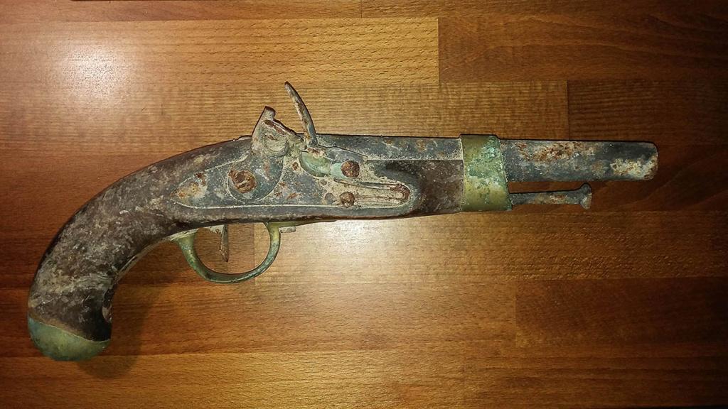 Plus de détail sur mon An13 Pistol11
