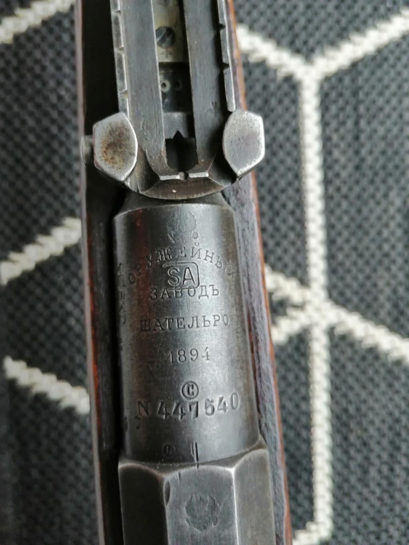Le Fusil Mosin Nagant modèle 1891 - Page 2 Img_2034