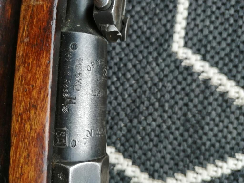 Le Fusil Mosin Nagant modèle 1891 - Page 2 Img_2036