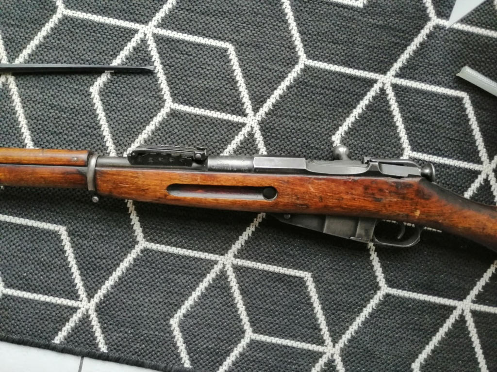 Le Fusil Mosin Nagant modèle 1891 - Page 2 Img_2039