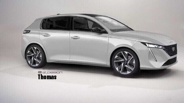 2021 - [Peugeot] 308 III [P51/P52] - Page 15 3a470010