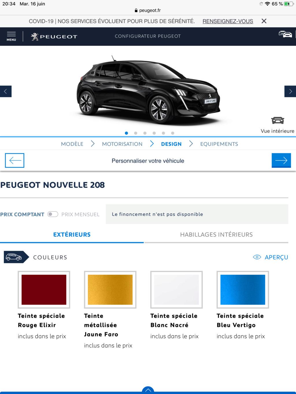 2019 - [Peugeot] 208 II (P21) - Page 16 46170510