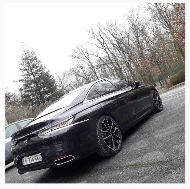 2020 - [DS Automobiles] DS 9 (X83) 50be4a10