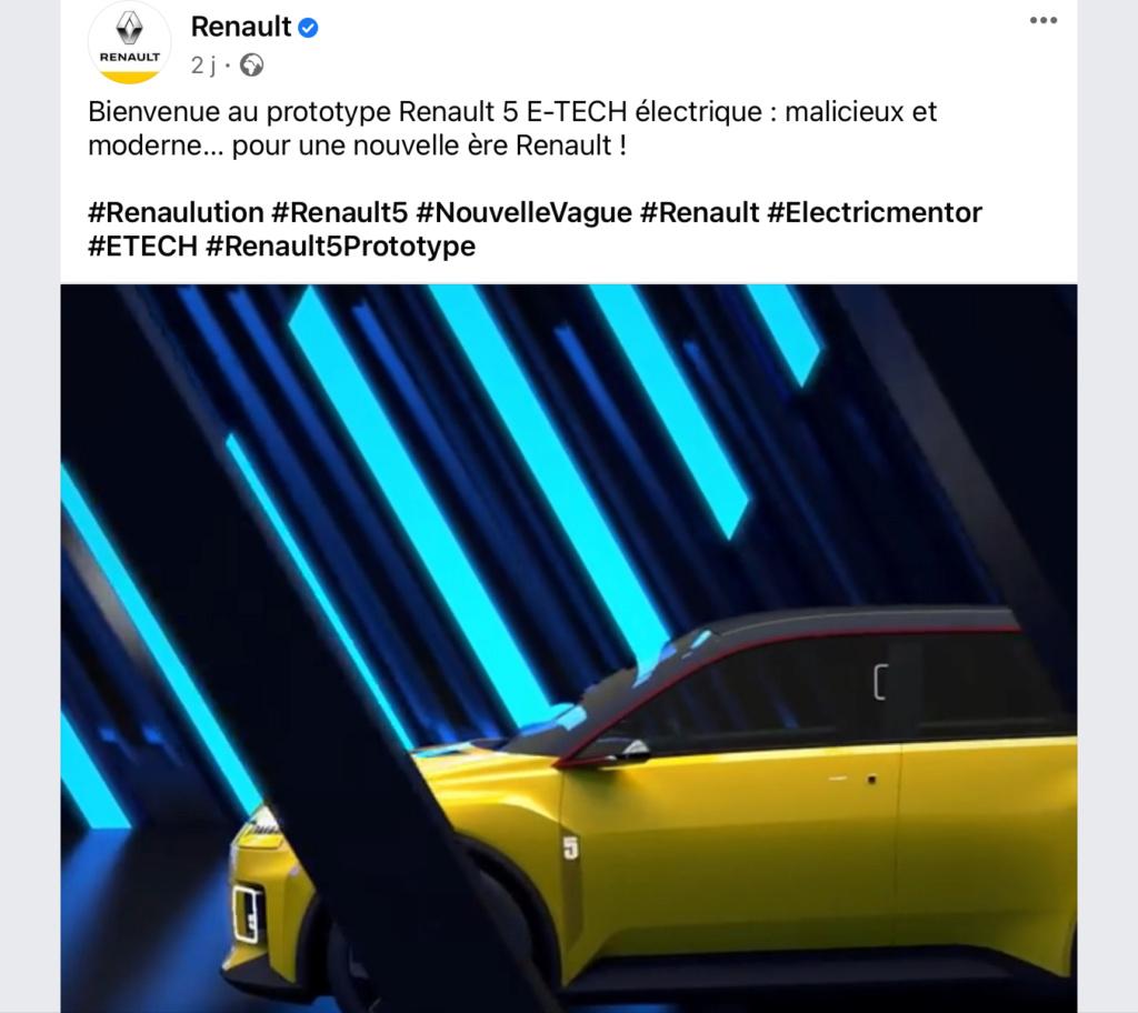 2021 - [Renault] 5 E-Tech - Page 5 Da378110