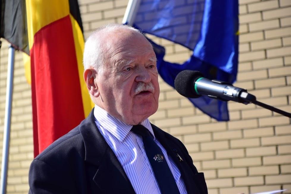 Royal Navy Section Belge & Belgian Navy Veterans 20180810