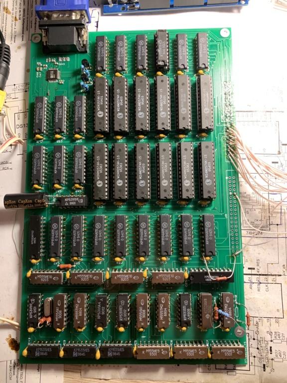 Игровая консоль радиолюбителя по схеме РК86 - Страница 2 7d79bf10