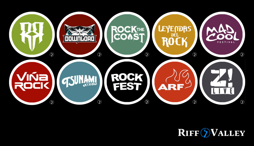 Grupos de Telegram de festivales de rock, metal, punk en España (Azkena Rock Fest, Leyendas del Rock, Resurrection Fest, Rock The Coast...) Compos10