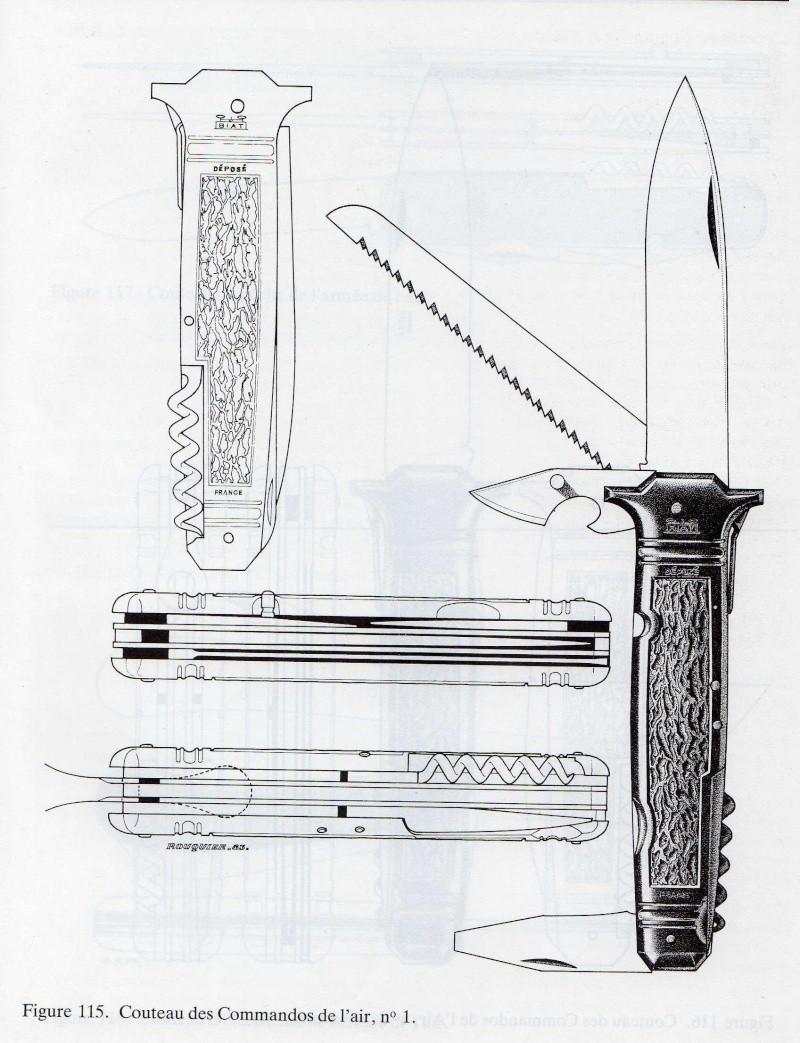 COUTEAU DES COMMANDOS DE L'AIR. Fabrication S.C.O.F 1yr_mo11