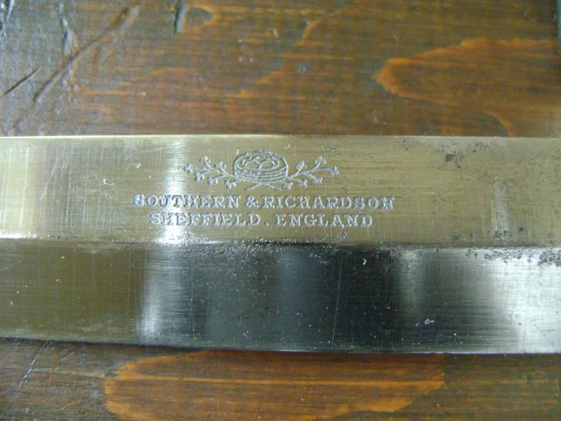 Dague anglaise  27061310
