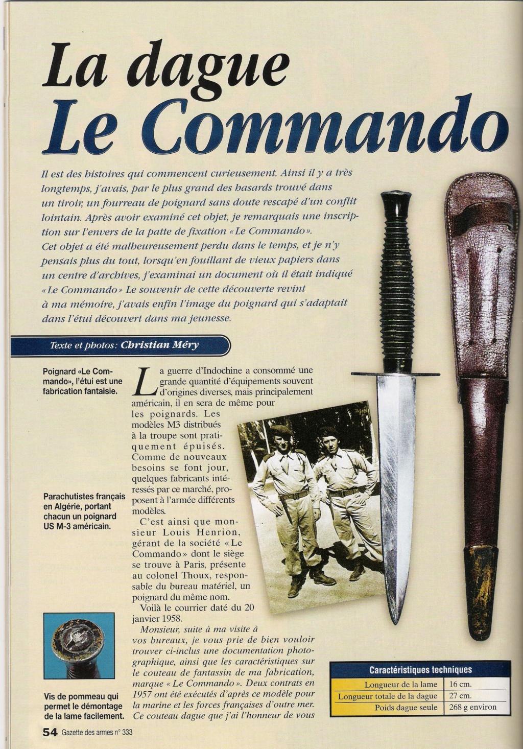 dague commando super nogent mais pas le modele clasique  - Page 2 312