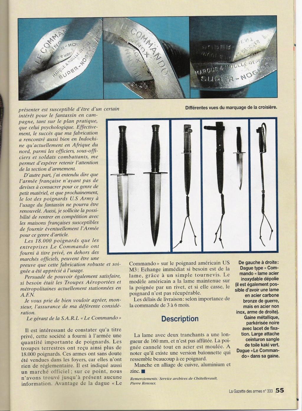 dague commando super nogent mais pas le modele clasique  - Page 2 411