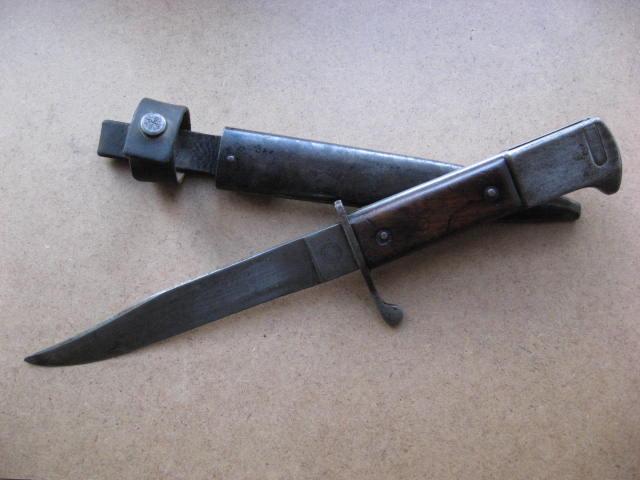baïonnette (gras) 1874 pour fusil  Gewehr 1888 ?????? Drgm_011