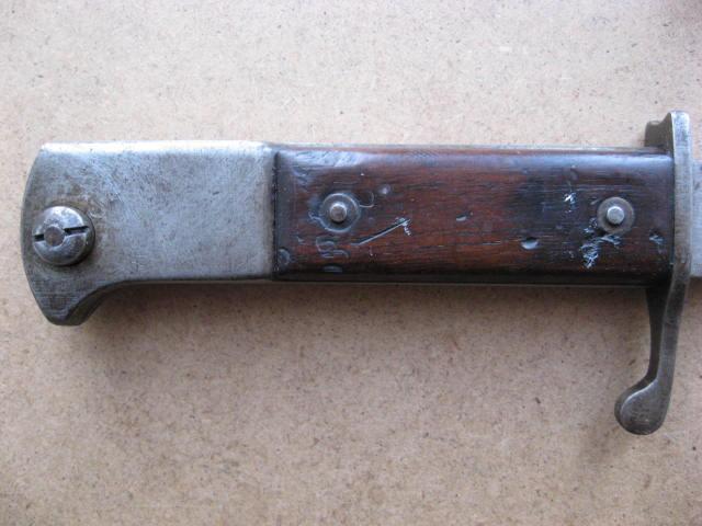 baïonnette (gras) 1874 pour fusil  Gewehr 1888 ?????? Drgm_012