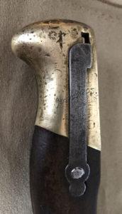 baïonnette (gras) 1874 pour fusil  Gewehr 1888 ?????? Gras-010