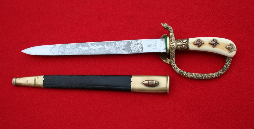 dague allemande Hirschfänger Img_9842