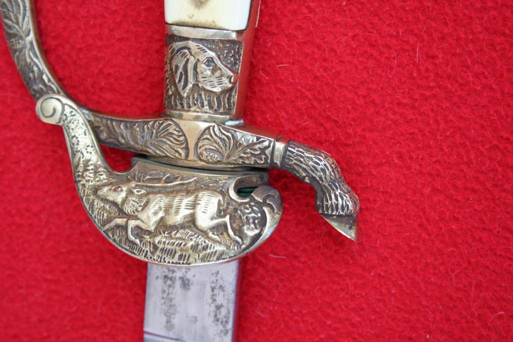 dague allemande Hirschfänger Img_9851