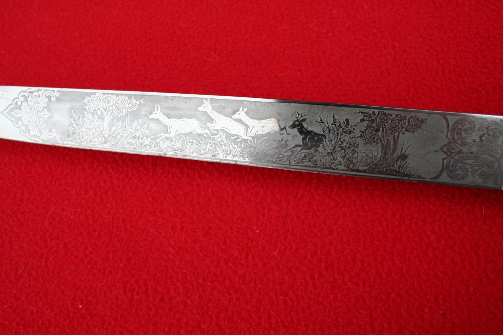 dague allemande Hirschfänger Img_9852