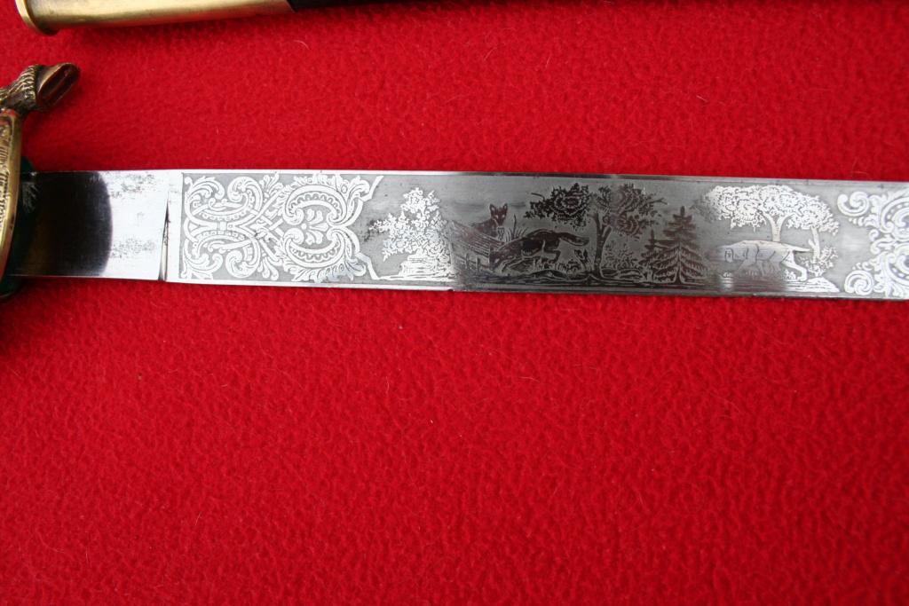 dague allemande Hirschfänger Img_9853