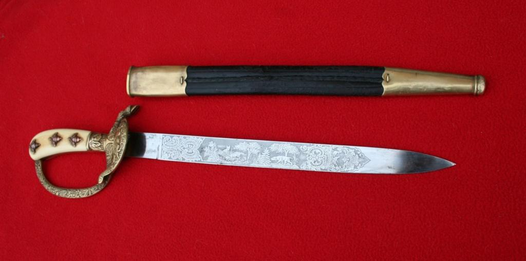dague de garde forestier allemande Img_9854