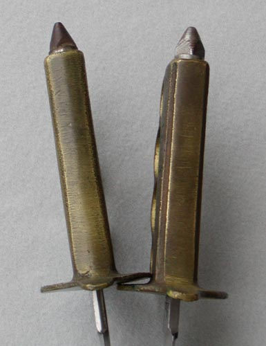 Trench kniff 1918, Selle military M1918m11