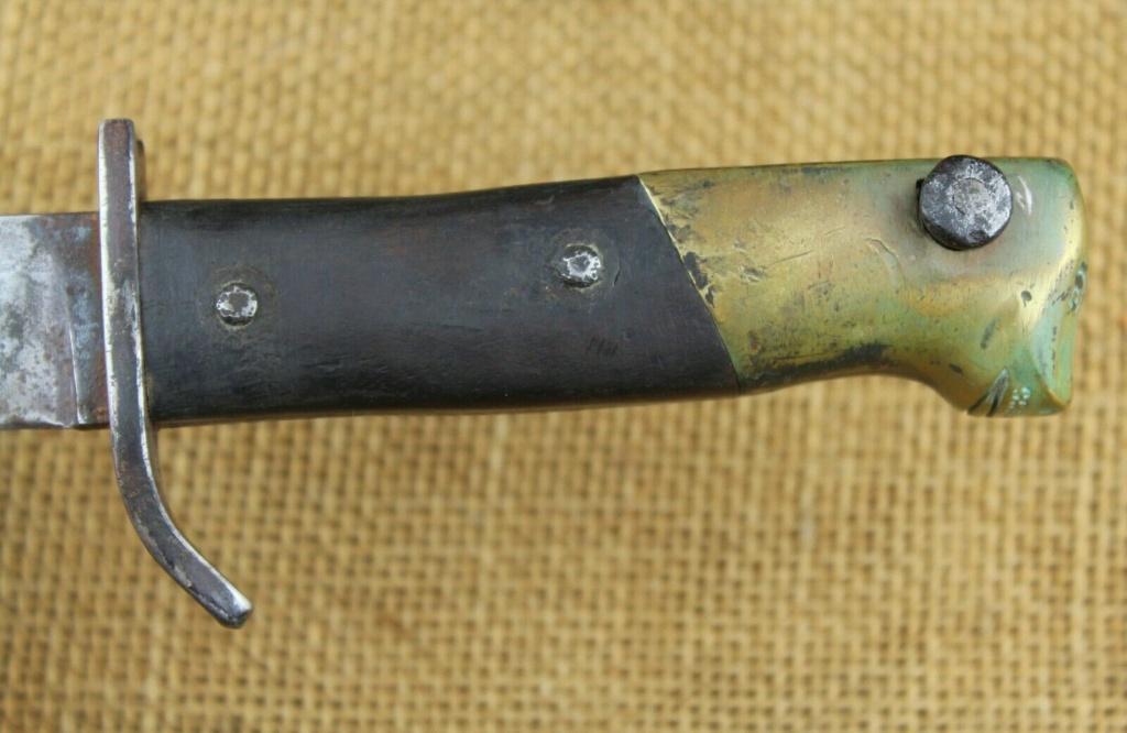 baïonnette (gras) 1874 pour fusil  Gewehr 1888 ?????? S-l16042