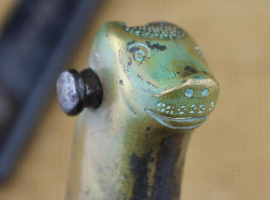 baïonnette (gras) 1874 pour fusil  Gewehr 1888 ?????? S-l16046