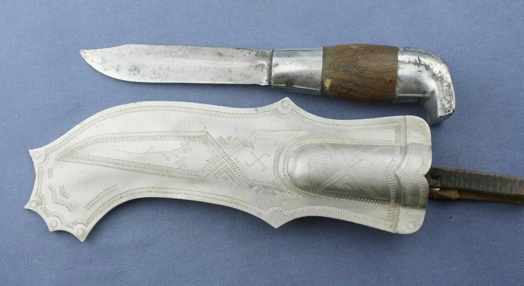 """Identification : couteau  type  """"SGIAN DUBH"""" ecossais ou autre? S-l16047"""