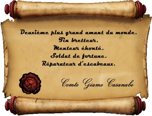 Comte Giamo Casanabo, nain noble Carte_10