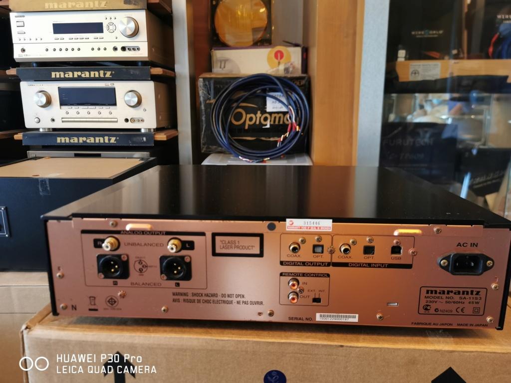 Marantz SACD Player SA11 S3 (Used)  Img_2012