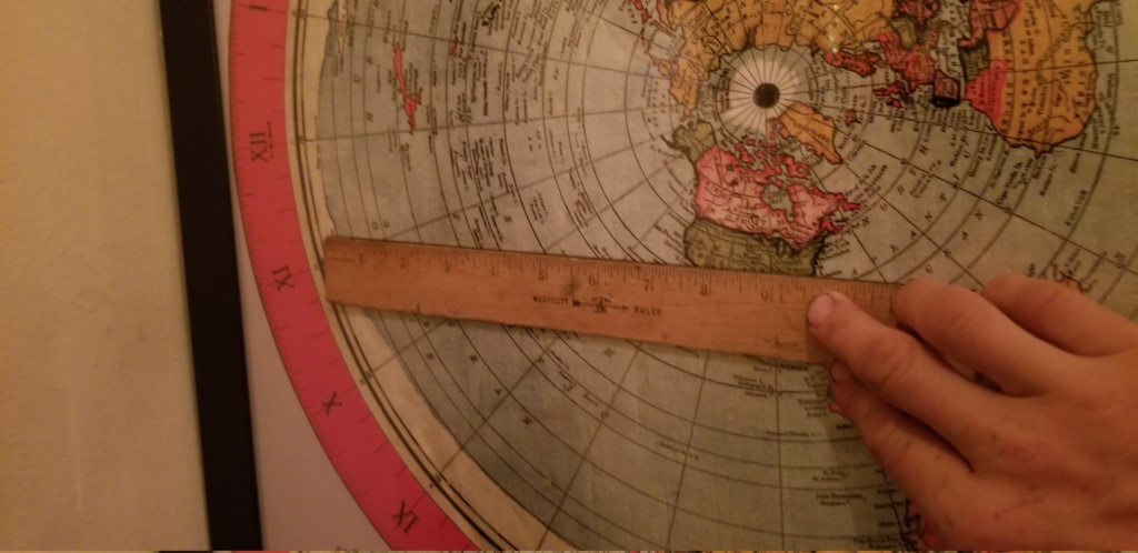 Flat Earth Maps  - Page 7 20191011