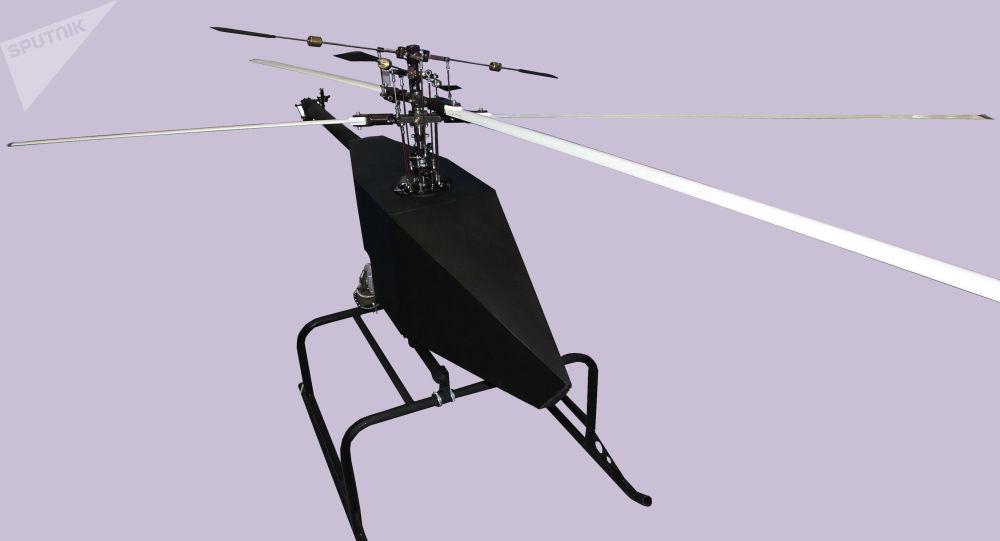 هدية ثمينة... طائرة أمريكية سرية تطير إلى روسيا Drone_10