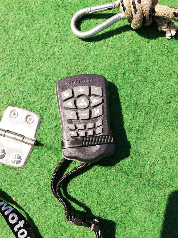fixation télécommande motorguide cassée Img_2020