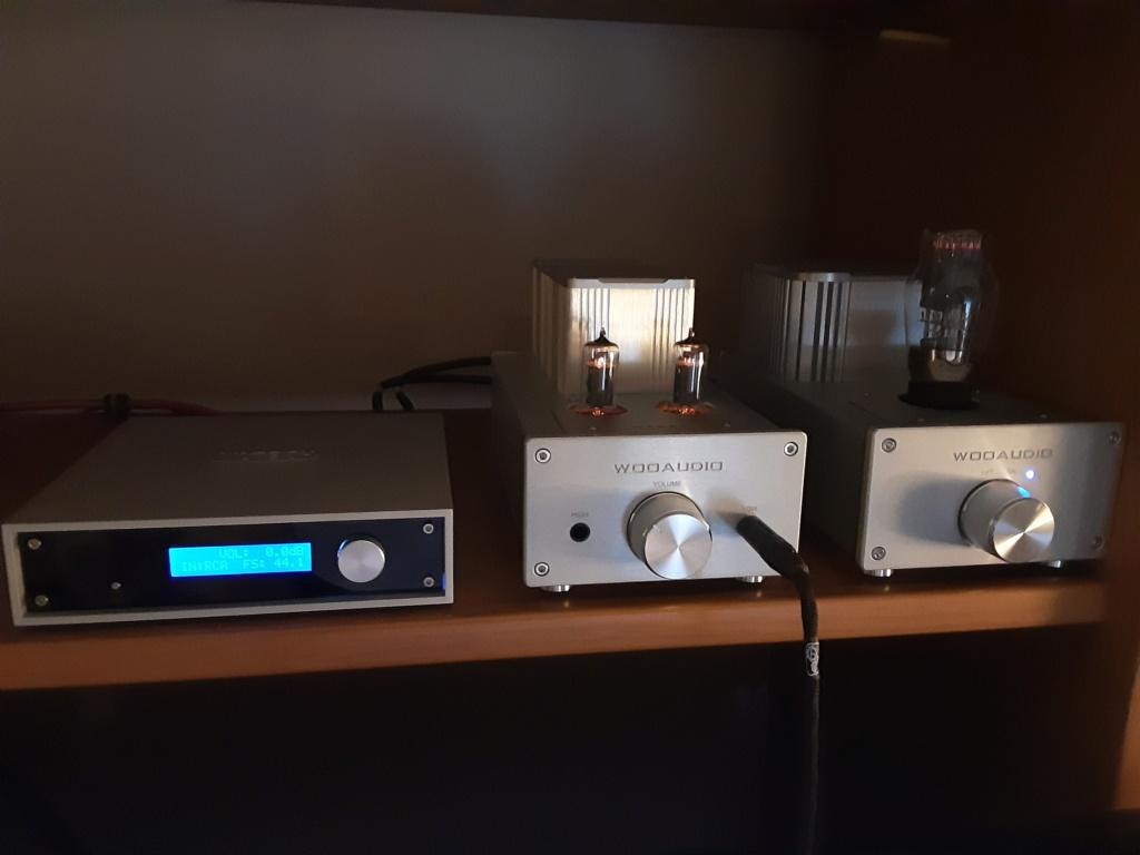 AUDEZE LCD2 classic con AUDIO GD C2 ......e prossimamente con WOO AUDIO wa6 SE 20191210