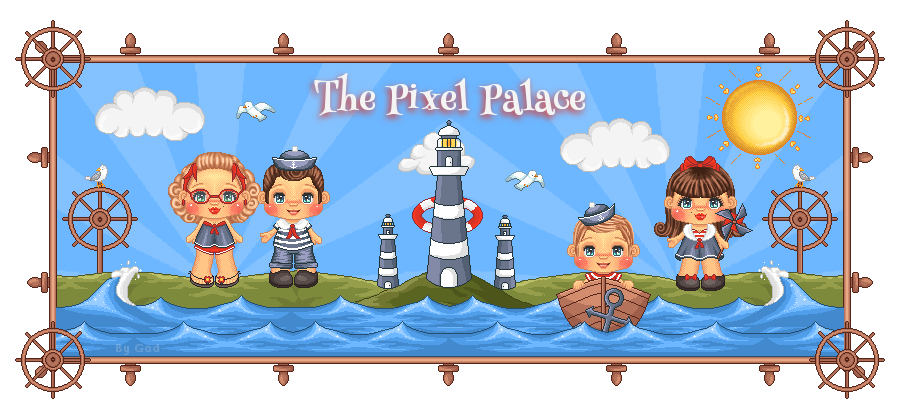 The Pixel Palace