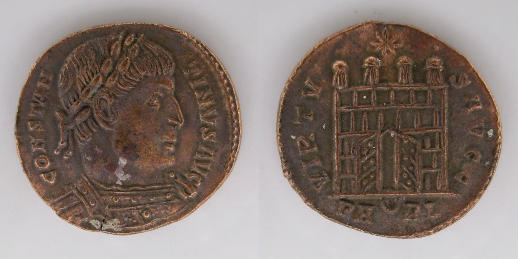 monnaies de MYL 1710
