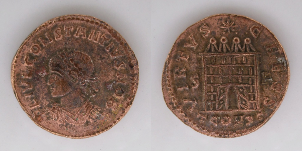 monnaies de MYL 1810