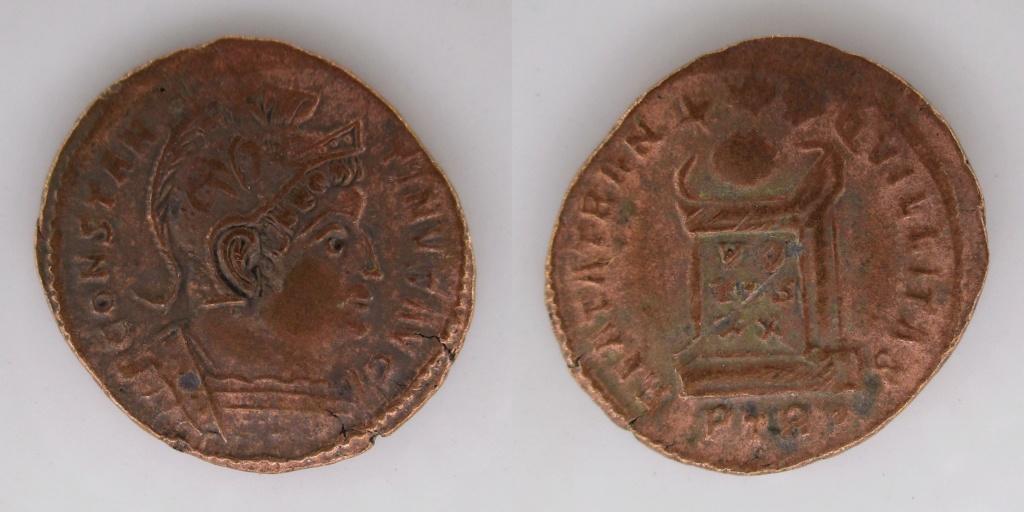 monnaies de MYL 2010