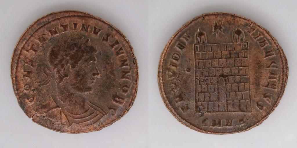 monnaies de MYL 210
