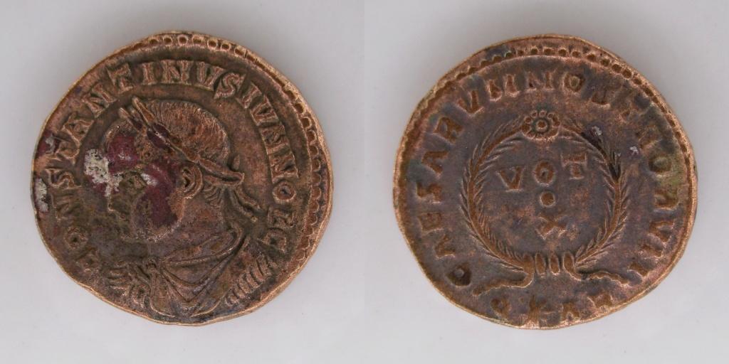 monnaies de MYL 2810
