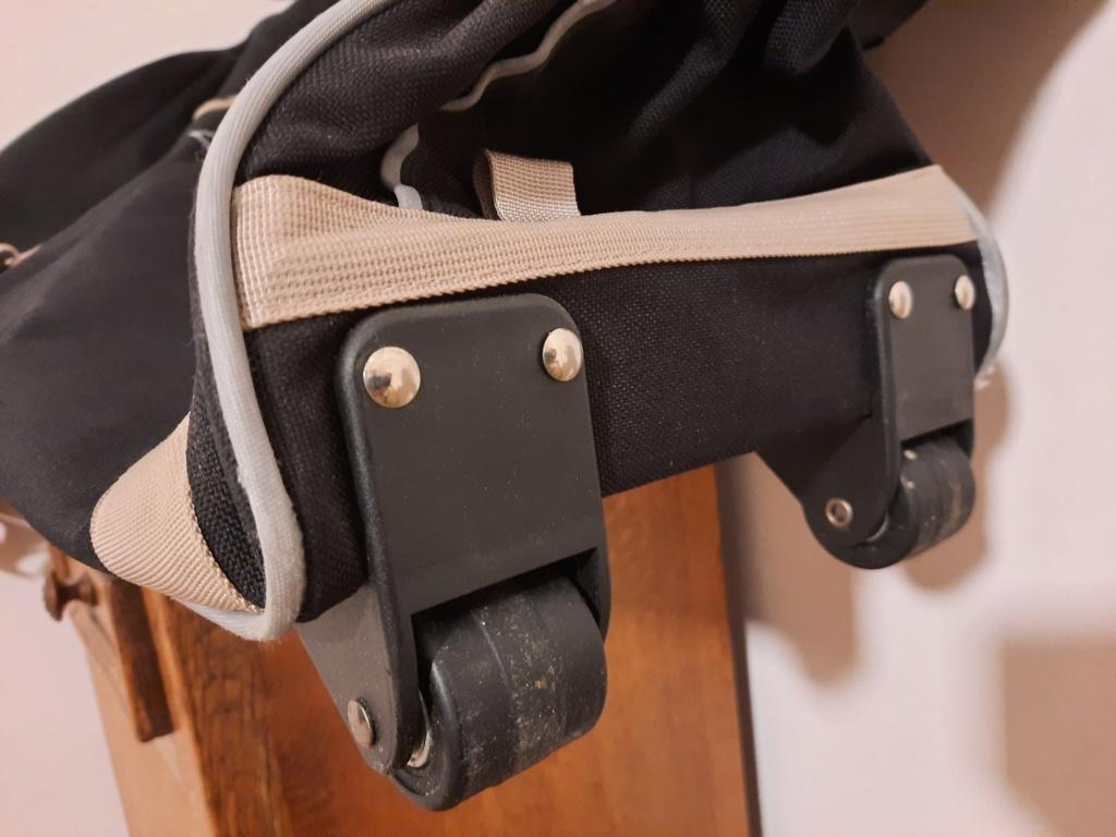 (vendu) Travel bag (B), Brompton 20210115