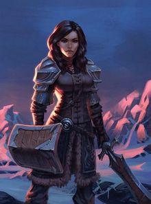 Noïra la guerrière  Avatar17