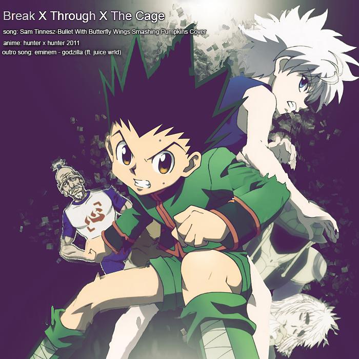 Break X Through X The Cage Untitl10