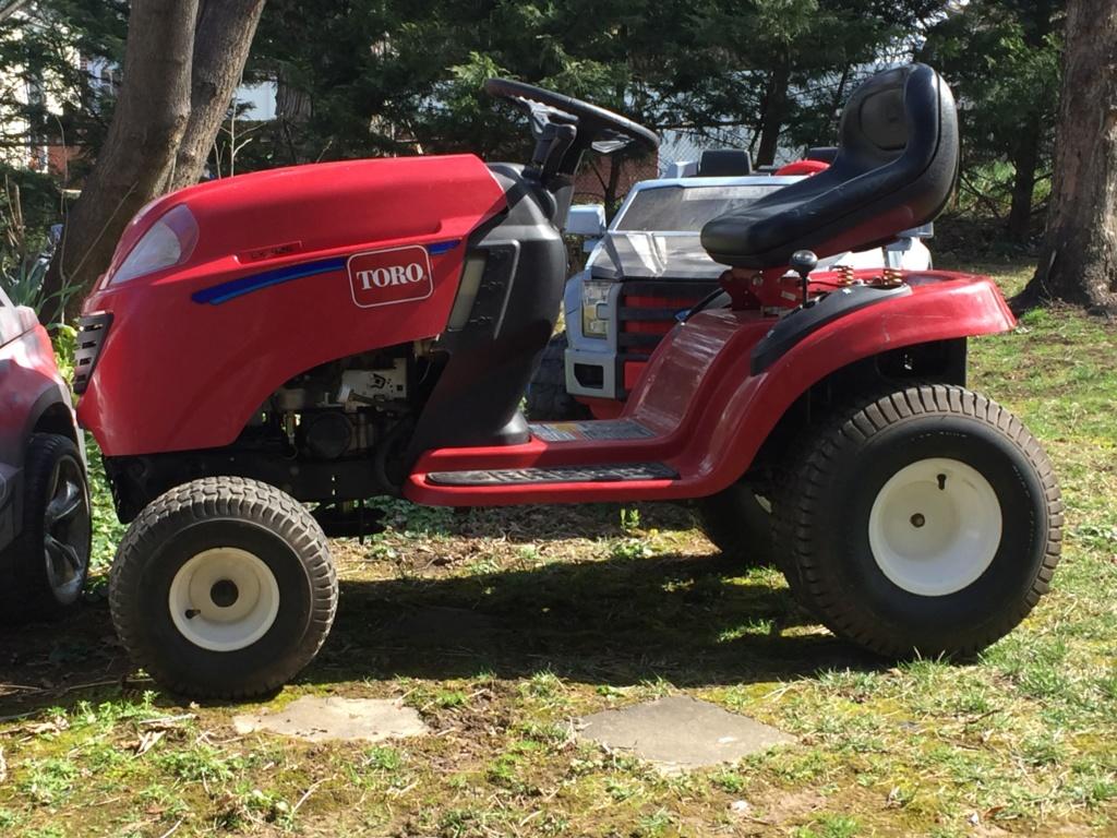 2008 Toro LX 426 Img_1719