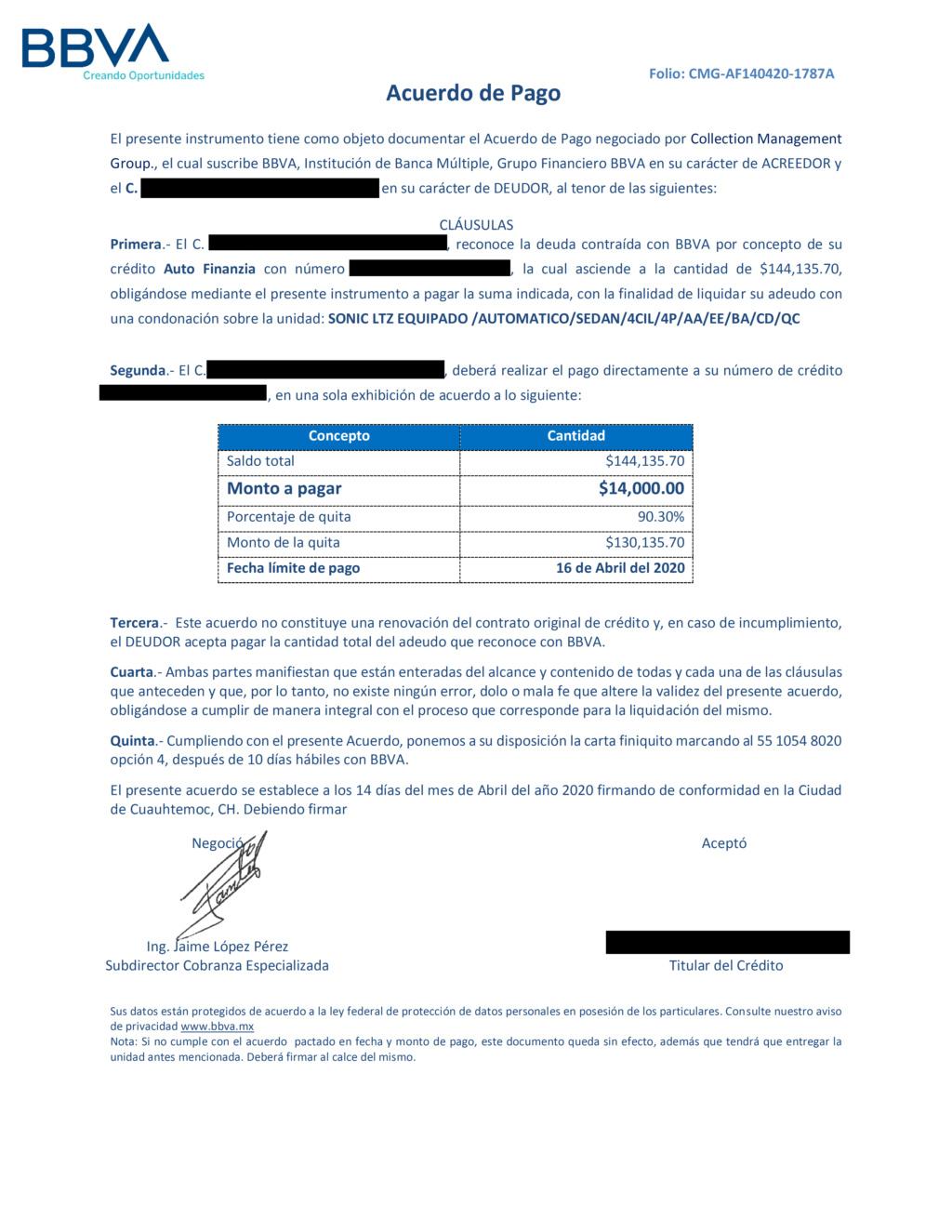 CREDITO AUTO BBVA DESPACHO CMG Captur10