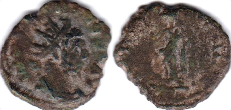 Antoniniano de Tétrico I. SPES PVBLICA. Trier 001_fi10