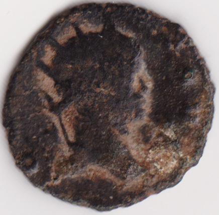 Antoniniano de Galieno. AEQVITAS AVG. Igualdad a izq. Roma 001a-110