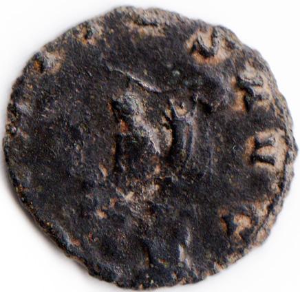 Antoniniano de Galieno. AEQVITAS AVG. Igualdad a izq. Roma 001b10