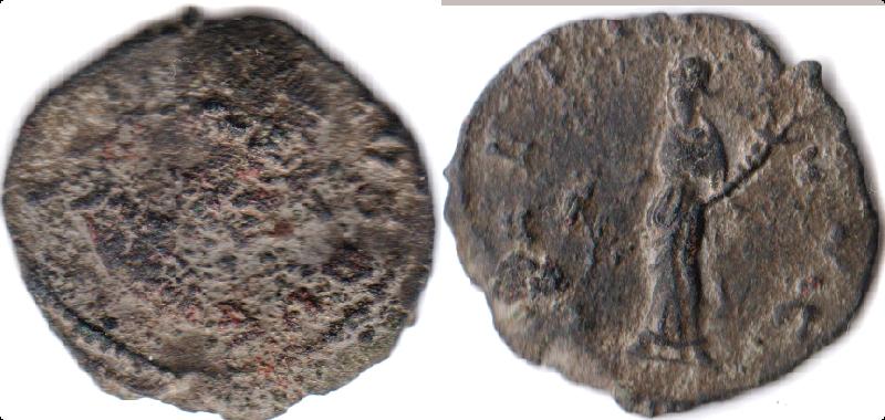 Antoniniano de Claudio II. LAETITIA AVG. Siscia 003_fi10
