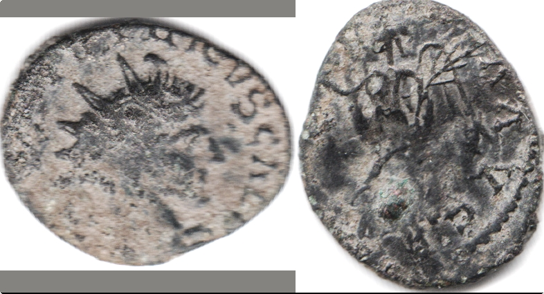 Antoniniano Tétrico II. COMES AVG. Victoria a izq. Trier 004-1_10